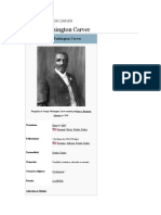 George Washington Carver 1r Trabajo