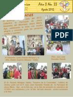 Boletín CPN Agosto 2012
