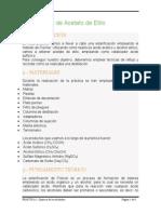 P3-Acetato de Etilo Nivel Laboratorio