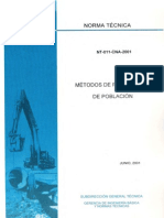 Nt 011 Cna 2001 Proyecciones