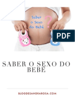 Saber o sexo do bebé
