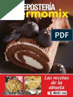 Revista Repostería Thermomix No.7 - Las Recetas de La Abuela - JPR504