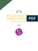 Estudio Tecnico de Diseño e Ingenieria