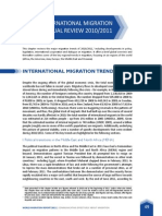 International Migration Annual Review 2010 2011