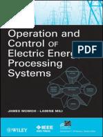 Operación y control de la energía electrica