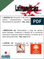 Semana Latino Invitac