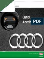 2. Treinamento Tecnico Castrol -Lubirifcação Automotiva - AUDI