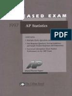 255123 1997 Statistics Re Solutions