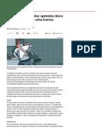 Manual Da Rapidinha_ Aprenda Cinco Regras Básicas de Uma Transa-relâmpago - Comportamento - UOL Mulher