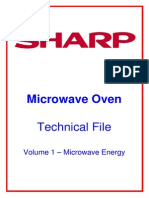 Sharp Microwave Training