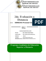 2EVD. Derecho Procesal Civil I - L.M.R.D.doc