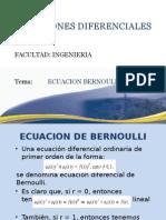 Bernoulli Ricatti