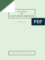 A La Mesa Con Alfonso Reyes