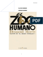 Desmond Morris - El Zoo Humano (1.1) [Doc]