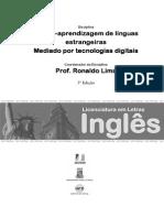 Ensino e aprendizagem de língua inglesa por meio de tecnologias digitais