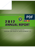 2012 Chd 3 Annual Report