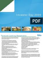 SYY Presentation Dec 09