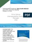 Joint_HITPC_HITSC_DRAFT Nationwide Interoperability Roadmap Material_FACA_v2_2014-10-15.pptx