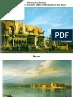 El Rococo en Venecia