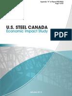 U.S. Steel Canada Economic Impact Study