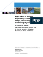 Application of Systems Engineering to the Research Design and Development