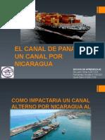 El Canal de Panama vs Un Canal Por Nicaragua