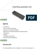MICROCONTROLADORES - INTRODUCCION