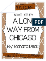 Along Way From Chicago Novel Study