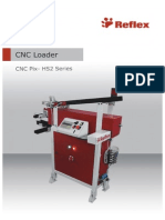 Reflex CNC Autoloader CNCPIX