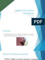 Desgaste Corrosivo Oxidativo