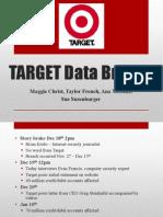 Target Data Breach Research Presentation