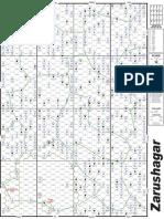 Zarushagar Sector Map
