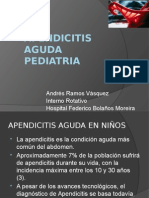 Apendicitis Pediatria