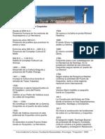 Cronologia Coquimbo