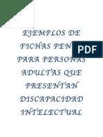Ejemplos de Fichas PENTA