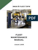 FleetMaintenanceManual-2008