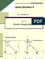 Struktur Rangka Batang