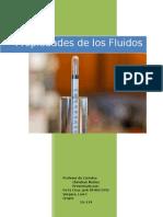 Mecanica de fluidos laboratorio N°1