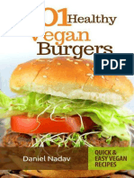 (Quick & Easy Grilled, Fried, Baked Vegan Recipes Books) Daniel Nadav-Cookbook_ 101 Healthy Vegan Burgers Recipes-Daniel Nadav (2013)