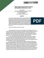 04 JOM 7(1) 2011 Teguh, Aplikasi Model Garch Pada Data Inflasi Bahan Makanan Indonesia