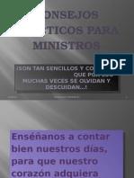CONSEJOS PRÁCTICOS PARA MINISTROS.pptx