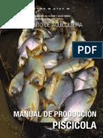Manual Piscicultura