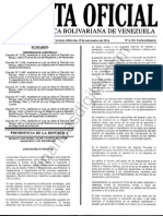 Gaceta 6156 Ley Fuerza Armada