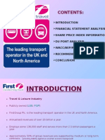 Firstgroup PLC-UK
