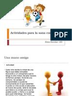 actividadesparalasanaconvivencia-140721172209-phpapp02