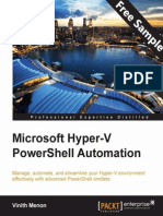 9781784391539_Microsoft_Hyper-V_PowerShell_Automation_Sample_Chapter
