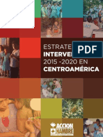 141017 ACF Estrategia Centroamericana