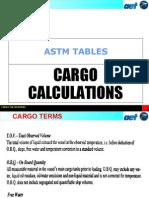 Cargo Calc