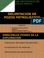 Delimitacion de Pozos Petroliferos