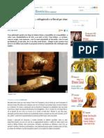 Prin Voturile Monahale, Călugărul S-A Făcut Pe Sine Dar Lui Dumnezeu - Mar, 27 Ian 2015 09-01-15 _ Doxologia